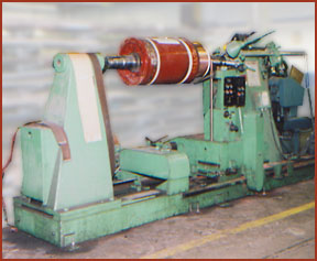 medium lathe
